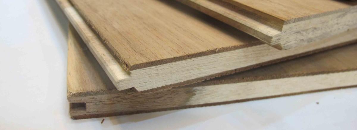 Semi Finish Solid Acacia Flooring